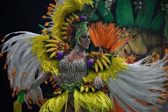 Choáng ngợp với Carnaval Rio đầy màu sắc và quyến rũ - Ảnh 6.