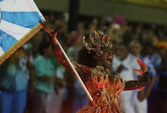 Choáng ngợp với Carnaval Rio đầy màu sắc và quyến rũ - Ảnh 13.