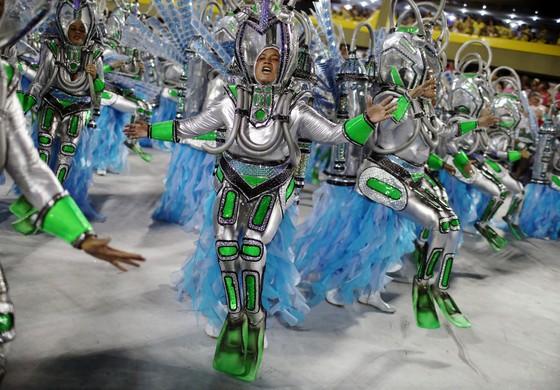 Choáng ngợp với Carnaval Rio đầy màu sắc và quyến rũ - Ảnh 12.