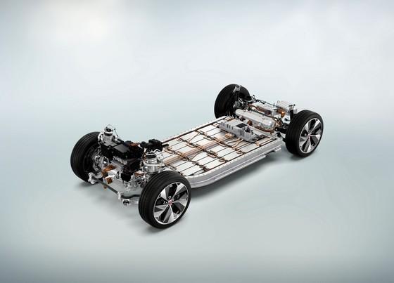 Jaguar I-Pace - doi thu moi cua Tesla Model X gia tu 88.000 USD hinh anh 6