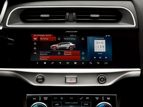 Jaguar I-Pace - doi thu moi cua Tesla Model X gia tu 88.000 USD hinh anh 9