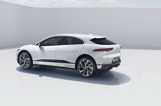 Jaguar I-Pace - doi thu moi cua Tesla Model X gia tu 88.000 USD hinh anh 4