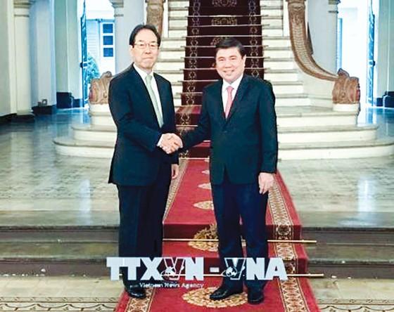 Doanh nghiệp Nhật Bản  tìm kiếm cơ hội tại TPHCM ảnh 1
