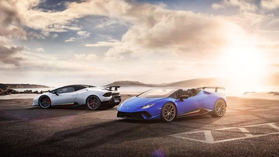 Lamborghini Huracan Performante Spyder gia hon 300.000 USD hinh anh 9