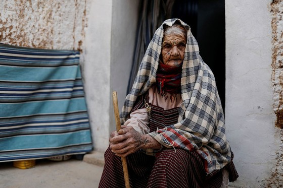 Những gia đình cuối cùng sống dưới lòng đất ở Tunisia - Ảnh 14.