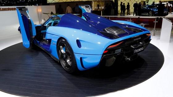 Sieu pham trieu USD Koenigsegg Regera den trien lam Geneva 2018 hinh anh 6