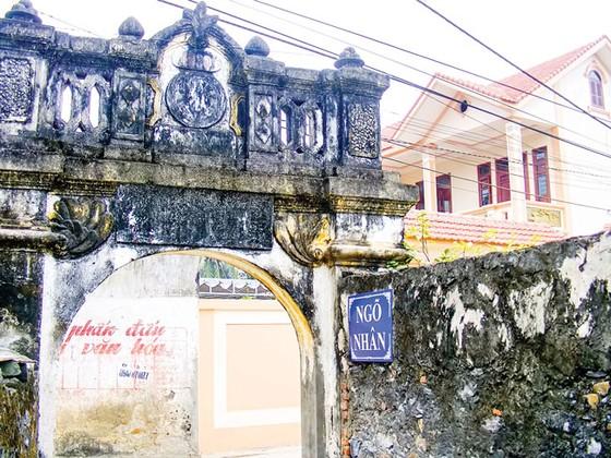 Hoang tàn làng cổ Đông Sơn ảnh 2