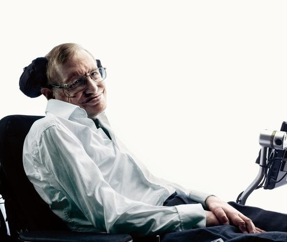 Stephen Hawking: Bo oc sang choi nhat the gioi hinh anh 1