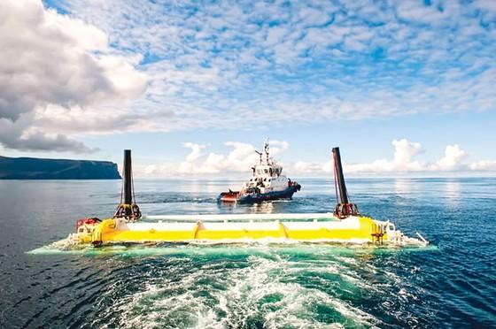 Khai phá năng lượng sóng biển ảnh 1