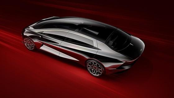 Concept xe dien tu lai voi thiet ke tu tuong lai cua Aston Martin hinh anh 2