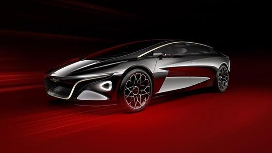 Concept xe dien tu lai voi thiet ke tu tuong lai cua Aston Martin hinh anh 1