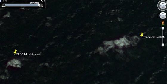 Kỹ sư Úc tuyên bố tìm thấy xác máy bay xấu số MH370 - Ảnh 3.