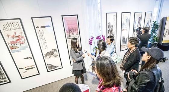 Trung Quốc - thị trường nghệ thuật thế giới ảnh 1