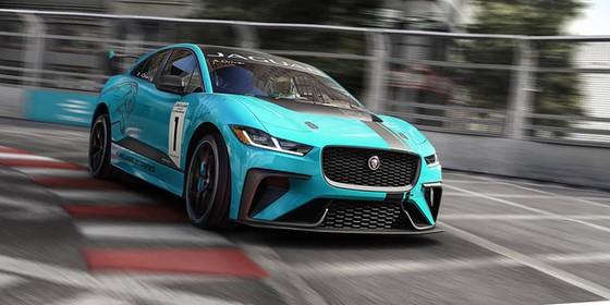 Jaguar mang SUV điện I-Pace đi đua công thức 1 - Ảnh 4.