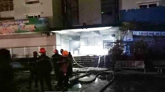 Cháy chung cư cao cấp ở TPHCM, 13 người tử vong ảnh 1