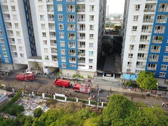 Cháy chung cư cao cấp ở TPHCM, 13 người tử vong ảnh 11