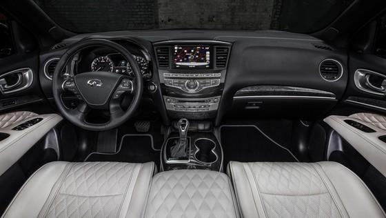Infiniti ra mat cap SUV dac biet, thach thuc Lexus LX570 hinh anh 3
