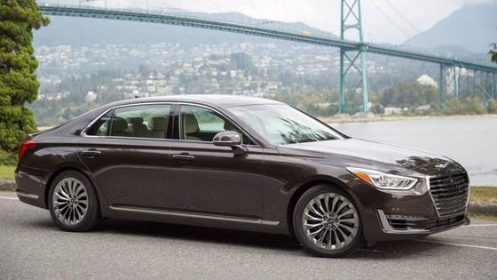 10 dòng xe sang an toàn nhất 2018: Không có BMW - Ảnh 5.