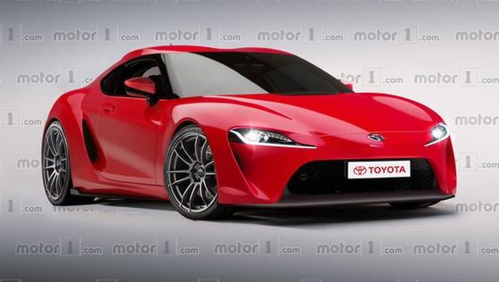 Những mẫu xe đáng được chờ đợi trong tương lai - Ảnh 8.