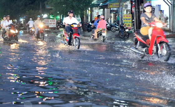 TPHCM: Chưa xử triệt để nạn ngập nước ảnh 1