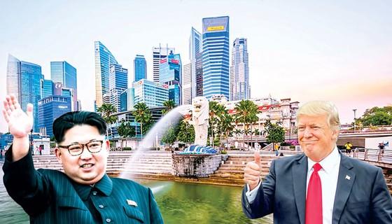 Hội đàm thượng đỉnh Mỹ-Triều ảnh 1