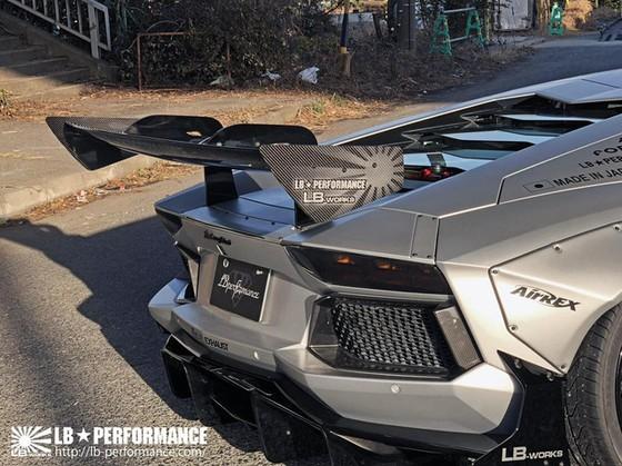 Chiêm ngưỡng Lamborghini Aventador độ kit phiên bản giới hạn từ Liberty Walk sắp xuất hiện tại Việt Nam - Ảnh 6.