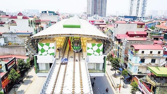 Hà Nội Không vay ODA làm đường sắt đô thị ảnh 1