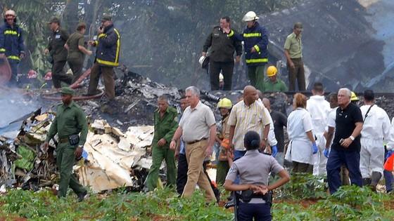 Máy bay rơi ở Cuba, hơn 100 hành khách có thể đã thiệt mạng - Ảnh 4.