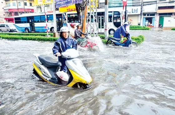 Chống ngập nước cần vốn lớn ảnh 1