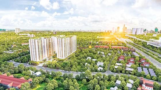 Sức bật thị trường bất động sản Đông Sài Gòn ảnh 1