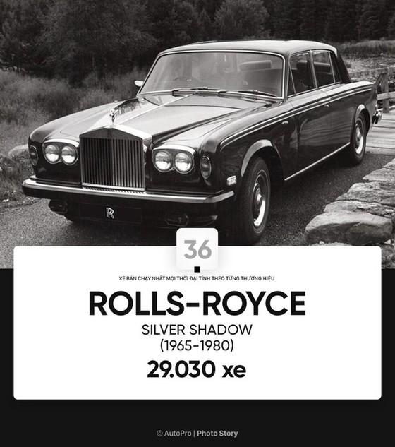 [Photo Story] Những mẫu xe bán chạy nhất mọi thời đại tính theo từng thương hiệu (Phần I) - Ảnh 5.