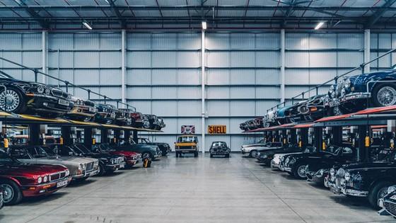 Đây là kho tàng xe cổ bí mật của Jaguar Land Rover - Ảnh 29.