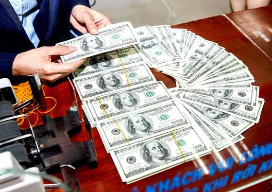 USD huy động giảm, cho vay tăng ảnh 1