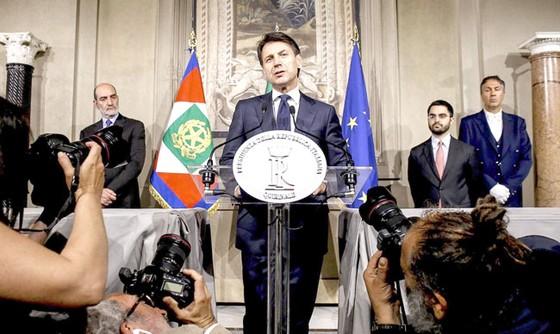 Thấp thỏm chính phủ mới Italia ảnh 1