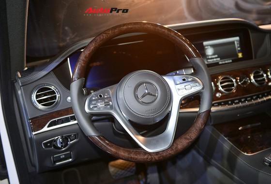 Mercedes-Benz Việt Nam chính thức ra mắt bộ ba S 450 mới với giá từ gần 4,2 tỷ đồng - Ảnh 11.