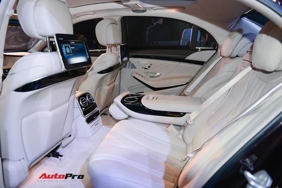 Mercedes-Benz Việt Nam chính thức ra mắt bộ ba S 450 mới với giá từ gần 4,2 tỷ đồng - Ảnh 6.