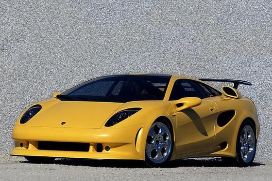 10 concept siêu xe mỹ mãn nhưng yểu mệnh - Ảnh 9.