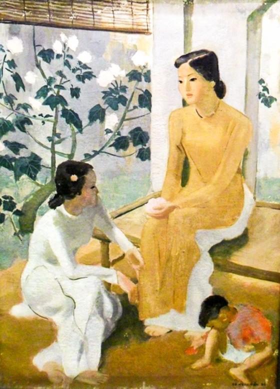 Tô Ngọc Vân - Người đặt nền móng hội họa Việt Nam ảnh 2
