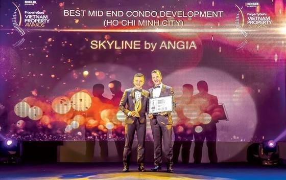 An Gia nhận giải thưởng PropertyGuru Vietnam Property Awards ảnh 1