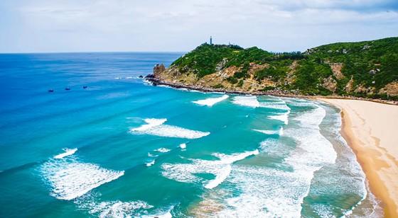 Tuyệt cảnh bờ biển Nam Trung Bộ ảnh 11