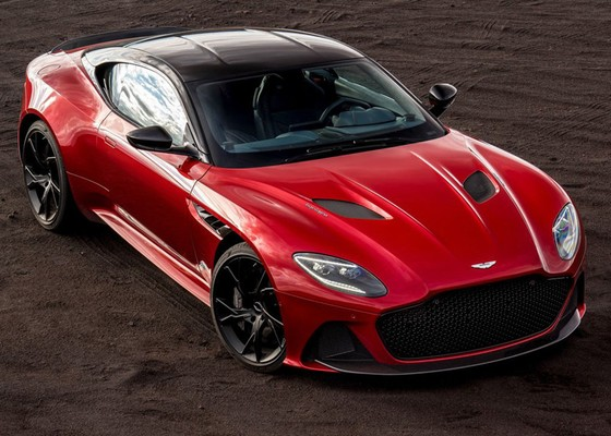 Aston Martin DBS Superleggera 2019 ven man, manh hon 700 ma luc hinh anh 6