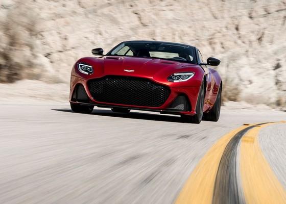 Aston Martin DBS Superleggera 2019 ven man, manh hon 700 ma luc hinh anh 7