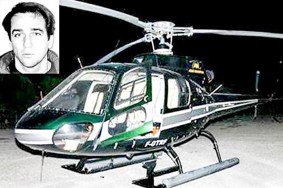 Những vụ vượt ngục táo tợn (K1):Trực thăng - phương tiện số 1 ảnh 1
