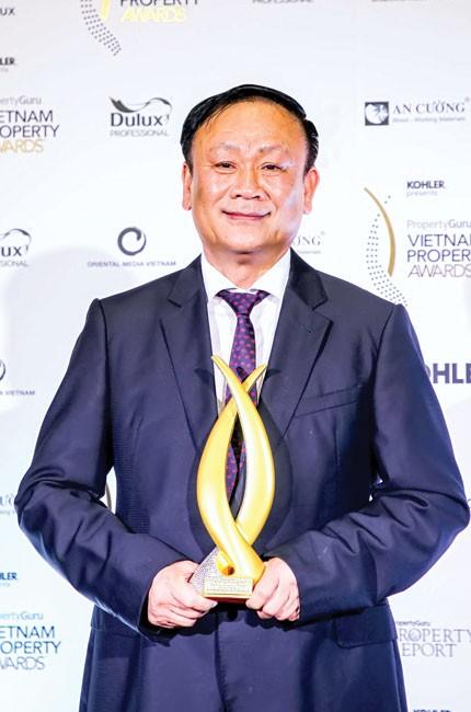 TS. Huỳnh Bá Lân, Chủ tịch HĐQT Công ty KIẾN Á: Người xây những ước mơ ảnh 1