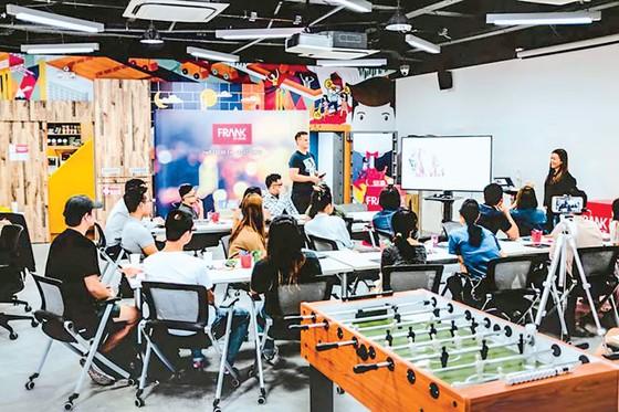 Fintech- kinh nghiệm tiếp cận từ Singapore ảnh 1