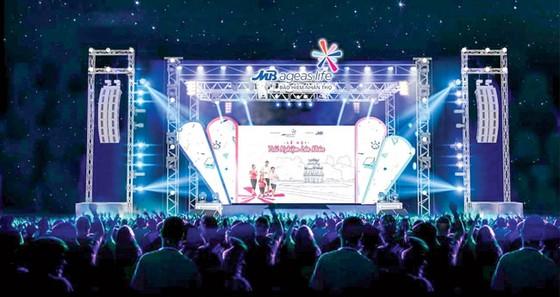 Giải chạy MB Ageas Life Family Ekiden và lễ hội Trải nghiệm lớn khôn  ảnh 1