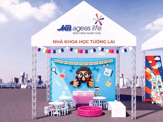 Giải chạy MB Ageas Life Family Ekiden và lễ hội Trải nghiệm lớn khôn  ảnh 3