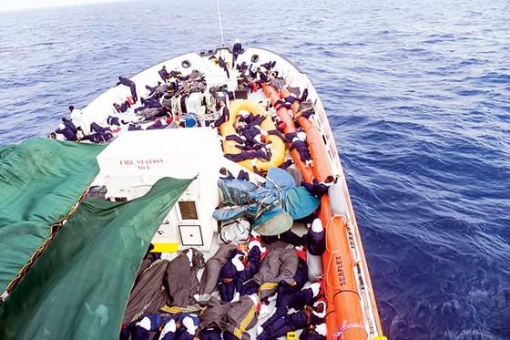 Nỗi ám ảnh người tị nạn tại EU ảnh 1