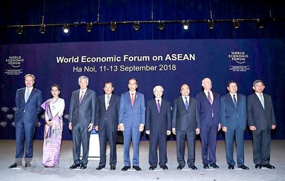 Tăng cường kết nối, hợp tác trong ASEAN ảnh 1