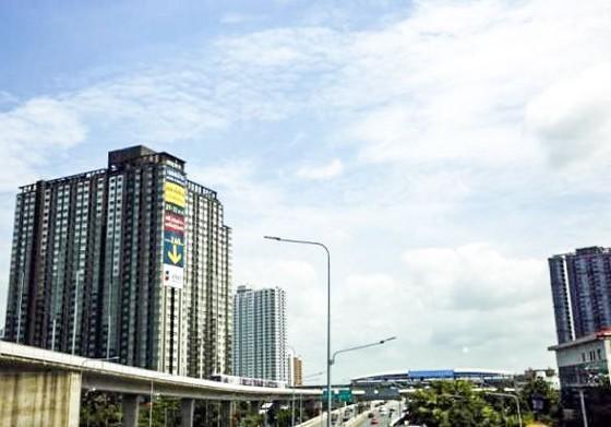 Căn hộ Bangkok hút đầu tư nước ngoài ảnh 1